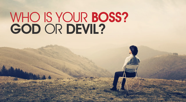 who-is-your-boss