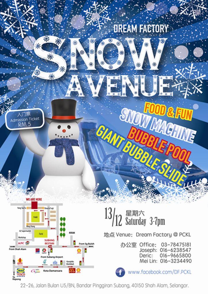 Snow Avenue DF OL-01