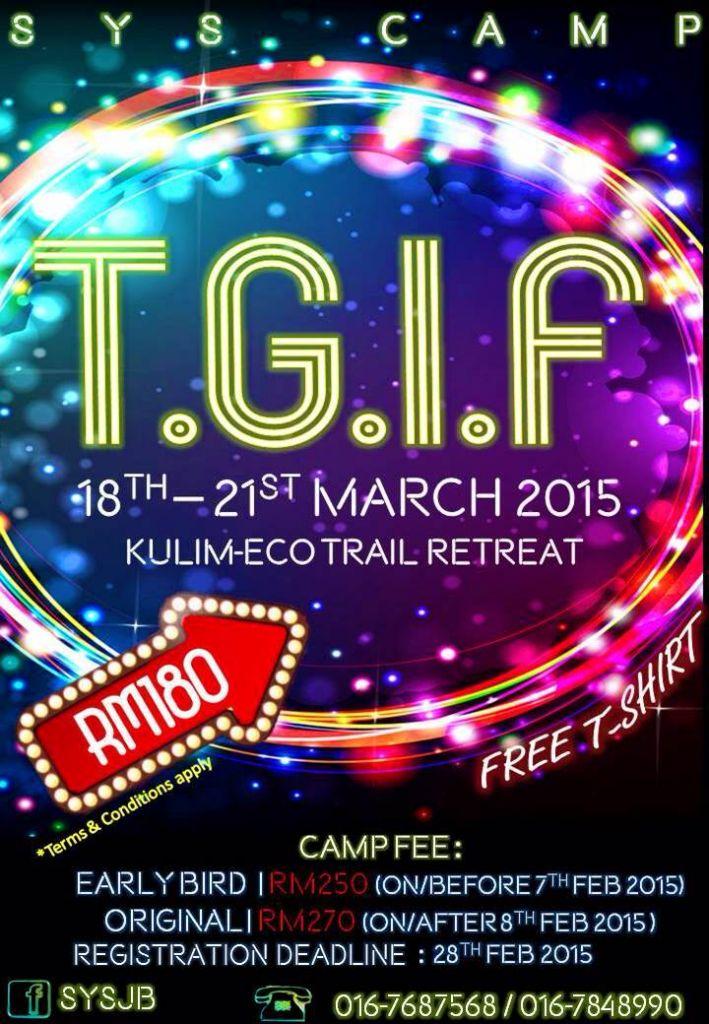 Final TGIF Poster