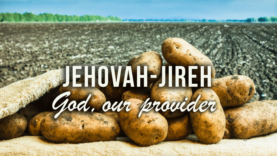 Jehovah-Jireh-God-Our-Providerblog