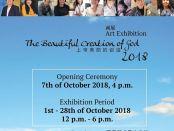 Christian art exhibition