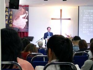 """周勤诚牧师:""""耶稣是谁?""""—— 马来西亚基督教巴色会吉隆坡堂棕枝主日"""